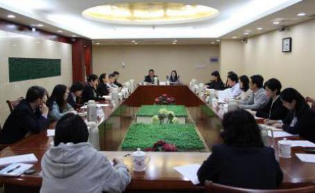 协会召开第三届常务理事会第六次会议